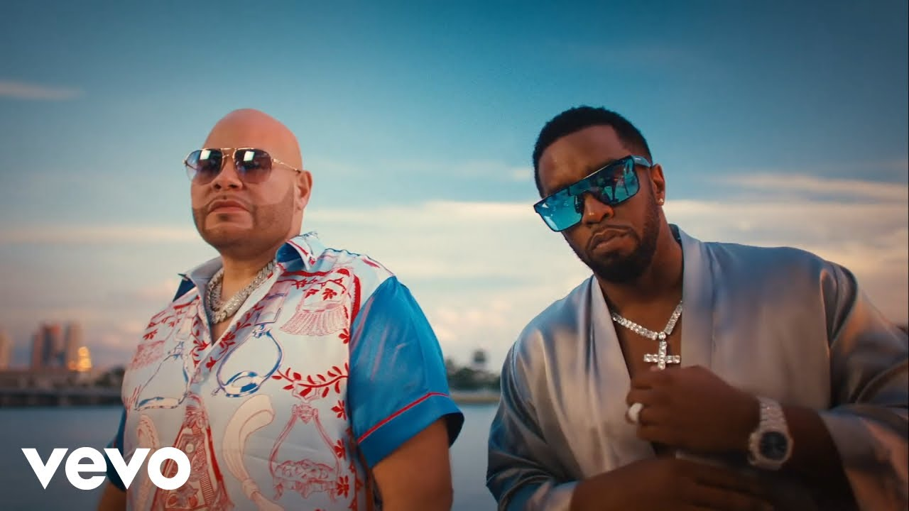 Fat Joe – Sunshine (The Light) ft. Amorphousm