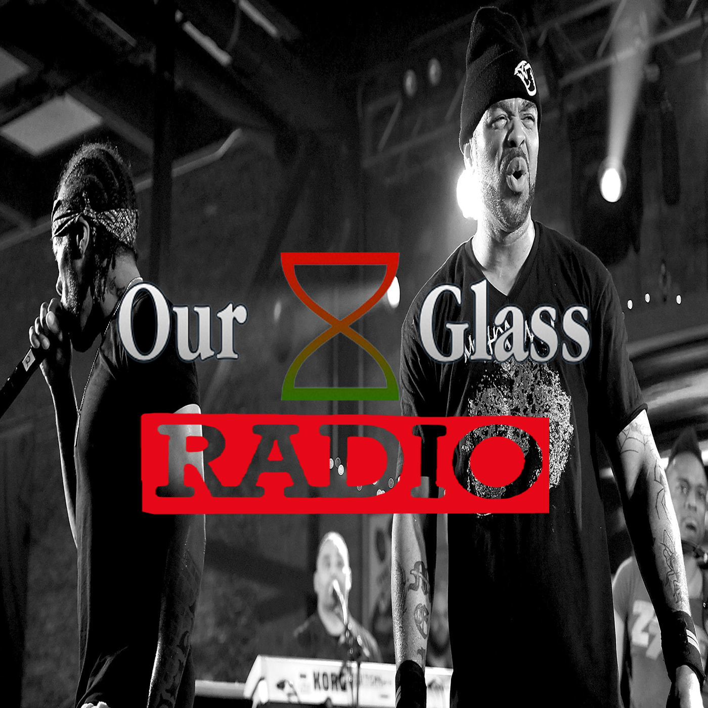 OurGlass Radio – 138 #redman #methodman